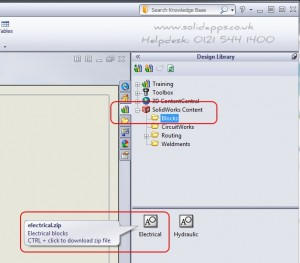 Tip: SolidWorks 2D Symbol Library | The SolidApps Blog