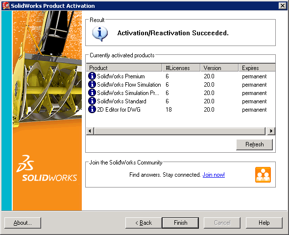 Upgrading SolidWorks Network Licenses | The SolidApps Blog
