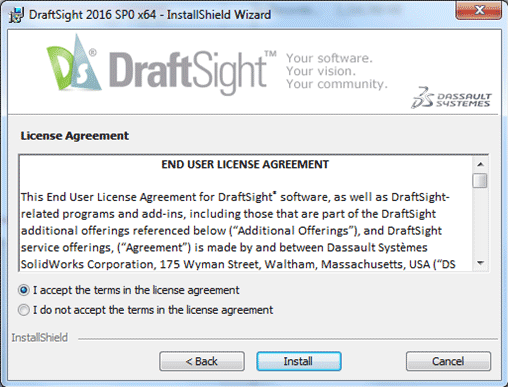 DraftSight 2016 Upgrade (with SW SNL) | The SolidApps Blog