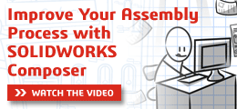 Improve your assembly process with SOLIDWORKS Composer